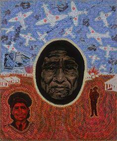 Mollie by Julie Dowling Indigenous Art, Mona Lisa, Feminine, Portraits, Artists, Artwork, Painting, Women's, Work Of Art