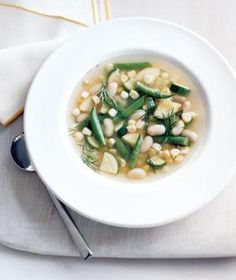 End-of-Summer Vegetable Soup recipe