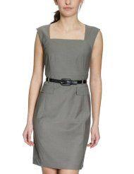 MEXX Damen Kleid (knielang) N1ME4102