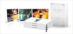 FINAL FANTASY Box Set (FFVII, FFVIII, FFIX): Official Game Guides: Prima Games: 9781101898048: Amazon.com: Books