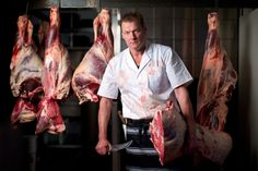 Gary's Meats - Food, Portrait Photography