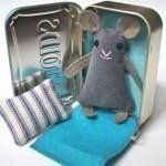 Mouse House from mmm crafts