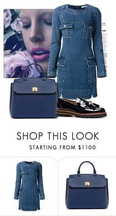"""Untitled #468"" by domla ❤ liked on Polyvore featuring Pierre Balmain, MCM and Stuart Weitzman"