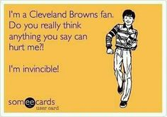 yes I am.  #Cleveland #Browns