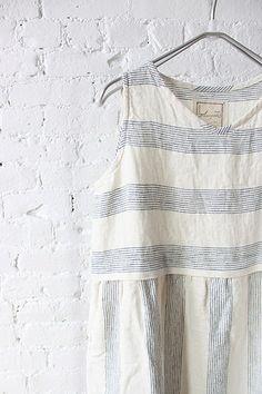 Ichi Antiquites Stitch Dress | Flickr - Photo Sharing!