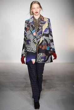 Basso & Brooke Fall 2012 Ready-to-Wear Fashion Show