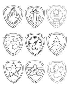 21 Paw Patrol Birthday Party Ideas - Free Paw Patrol Printable Badges