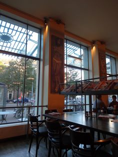 Dudok, Den Haag. Heerlijk voor taart en koffie op zaterdag!