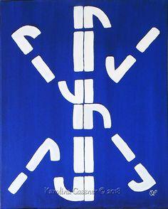 Group Art, Acrylic Paintings, Logos, Gallery, Logo, A Logo