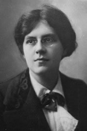 """Nadia Boulanger(1887 - 1979), the great French teacher and composer. I've always been fascinated by her exacting focus, the manifold accounts of her vast knowledge and humbling articulateness, and her legendary status: """"She knows everything,"""" Copland, perhaps her first truly famous student, once quipped."""
