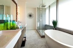 W hotel - W Scottsdale—Extreme WOW Suite Master Bathroom