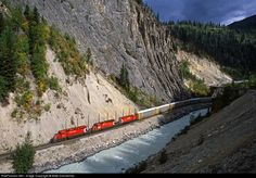 RailPictures.Net Photo: CP 6010 Canadian Pacific Railway EMD SD40-2 at Glenogle, British Columbia, Canada by Mike Danneman