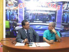 Fredy Guevara en Canal 41.