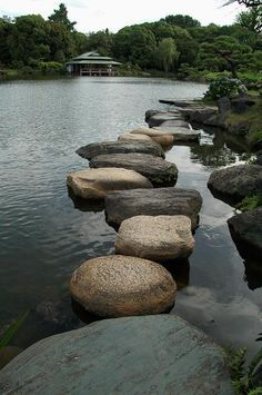 Japanese garden - Kiyosumiteien