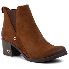 Botine CARINII - B3705/N N99-000-POL-861 - Botine - Cizme și altele - Damă   epantofi.ro Chelsea Boots, Booty, Shoes, Fashion, Moda, Swag, Zapatos, Shoes Outlet, Fashion Styles