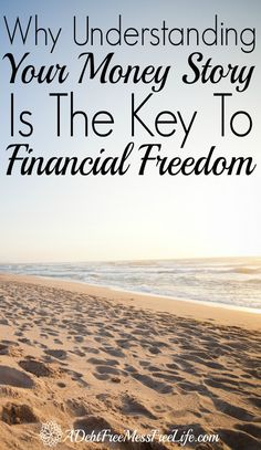 There are lots of money lessons to be learned from understanding your money story. It is the key to financial freedom. It was for me and it can be for you!