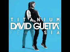 David Guetta Ft Sia Titanium (Audio)
