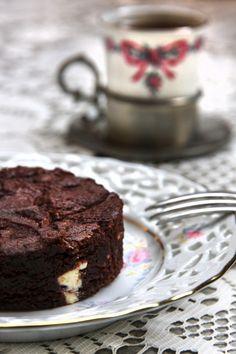 Brownie mit Tonkabohne