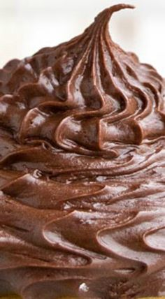 Coconut Cream Chocolate Frosting