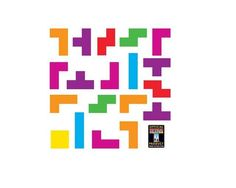 Alterable Gamer Decor - Play a Real Life Game of Tetris with the Tetrominos Wallpaper (GALLERY)