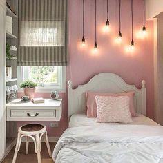 39 fantastiche immagini su Camere da letto rosa nel 2019   Painted ...