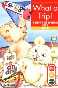 What a Trip: Bring-It-All-Together Book (Get Ready, Get Set, Read!/Set 2) by Gina Erickson M.A. http://www.amazon.com/dp/0812019237/ref=cm_sw_r_pi_dp_vdOSwb1KG7KKP