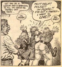 The Bristol Board: harveyjames: Robert Crumb taking on Donald Trump. Zap Comics, Fritz The Cat, Protest Songs, Linear Art, Bob Books, Alternative Comics, Robert Crumb, Bristol Board, How Big Is Baby