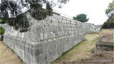 Fortyfikacje twierdzy Kaštel w mieście Pula na półwyspie Istria w Chorwacji. http://www.chorwacja24.info/istria/pula #chorwacja #croatia #istria #pula