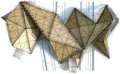 lattice structure architecture - Google Search