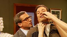 Real People, Fake Arms with Steve Carell and Justin Timberlake - Part II