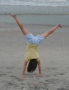 National Cartwheel Day April 29