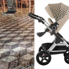New dimensions of cool, Beige Cube Style Kit & Stokke® Trailz™