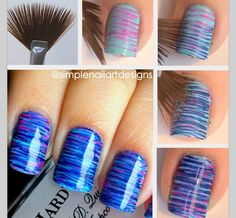Blue stripes ;)