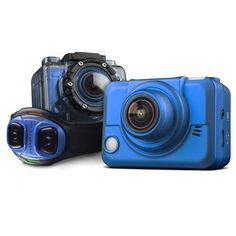 Camara deporte Sport Cam Pro Energy Sistem Full HD 30fps. WIFI. accesorios Pro Pack. mando remoto