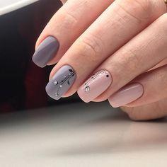 + 100 Gel polish nails photos 2018 part II