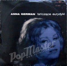 Anna German Tańczące Eurydyki XL 0284 MONO Orkiestra Polskiego Radia S. Rachoń