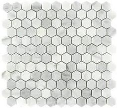 hexagon floor tile - Google Search