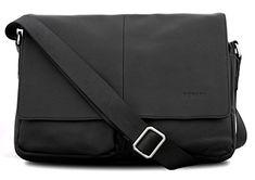 BOVARI noir Messenger en cuir Sac bandoulière sac porté épaule 37x29x8 cm Model Monza Bovari http://www.amazon.fr/dp/B006H2W7KG/ref=cm_sw_r_pi_dp_SoNVub0YYFT83 Très tentant... Tant pour le prix que pour les commentaires... Ce n'est pas comme si j'en avais besoin mais bon...