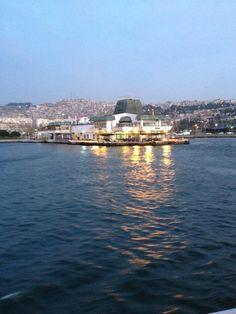 ✿ ❤ KONAK VAPUR İSKELESİ.... İzmir, Turkey...