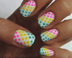 Puntitos coloridos
