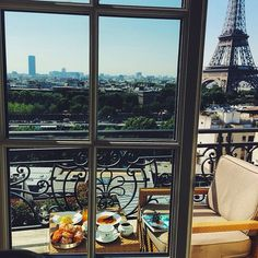 Balcony in Paris #swoon #travel