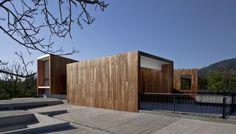 """la dehesa house"", santiago, #chile (elton+leniz arquitectos)."