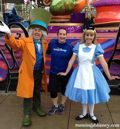 2013 Disneyland Half Marathon Weekend runDisney Meet Up | Disneyland Half Marathon | Running at Disney #runDisney #DisneylandHalf #DumboDoubleDare #DDD #Disneyland10K #Disneyland5K