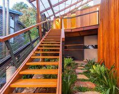Inside/outside house