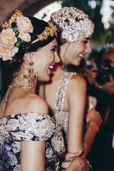 ♡Dolce & Gabbana Guido Palau Shares His Backstage Photo Diary From Couture Gallery - Style.com