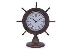 Helm Desk Clock