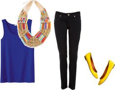 """Saturday"" by stirredwardrobe on Polyvore"