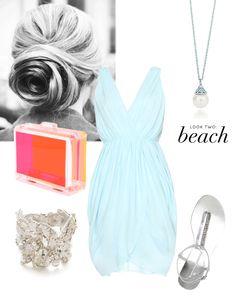 Summer wedding dressing: Beach look More: http://designerswap.ca/what-to-wear-to-a-summer-wedding/