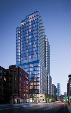 565 Broome Soho by Renzo Piano Building Workshop on Behance