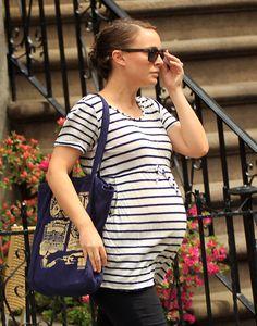 Pregnant Natalie Portman (2359×3000)